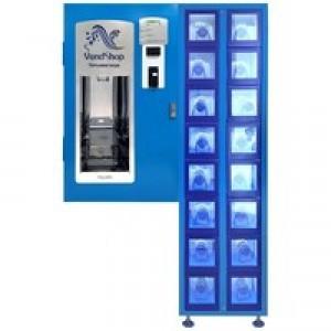 Автомат для очистки и продажи питьевой воды AQUATIC WA-400 WALL ELEMENT