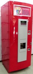 Автомат для приготовления и продажи газированной воды «Aquatic Bar»