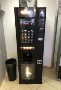 Кофейный автомат Unicum Rosso Touch б/у